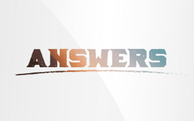 Answers Series – Part 1