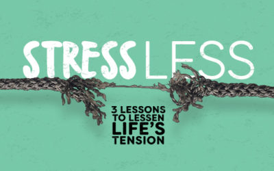 To Stress Less, Consider the Seas – Part 2
